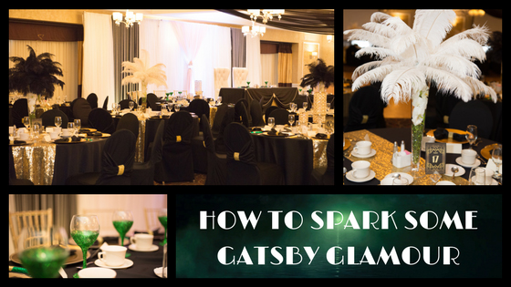 How to Spark some Gatsby Glamour