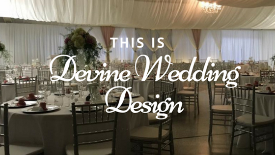 This is Devine Wedding Design