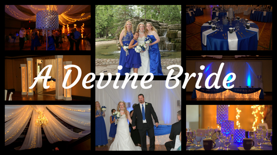 A Devine Wedding: April and Oliver Herod's Best Day Ever!