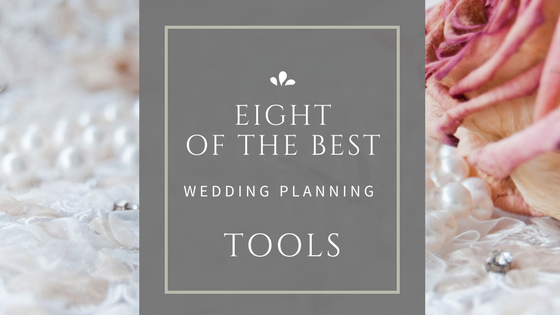 Eight of the Best Wedding Planning Tools